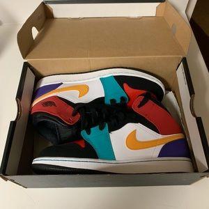 Shoes - Air Jordan 1s multicolor